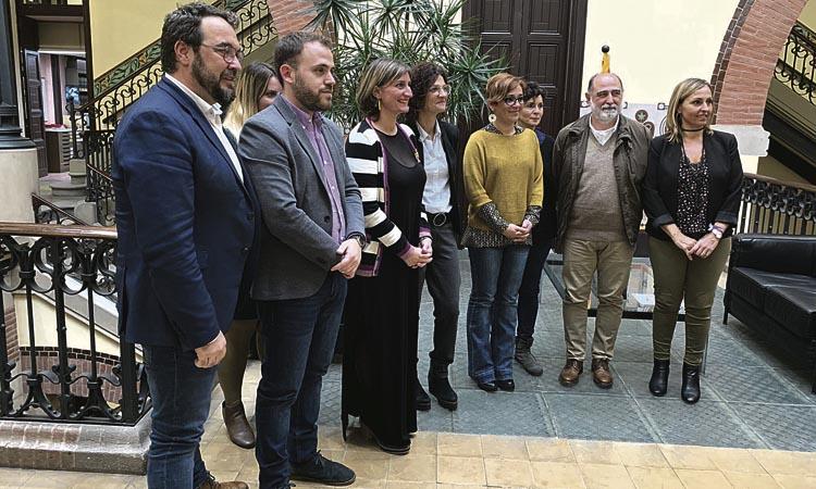 Reunió de la consellera i els alcaldes per la situació sanitària