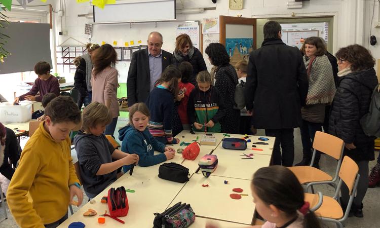 La reforma de l'escola Bellaterra començarà a l'estiu