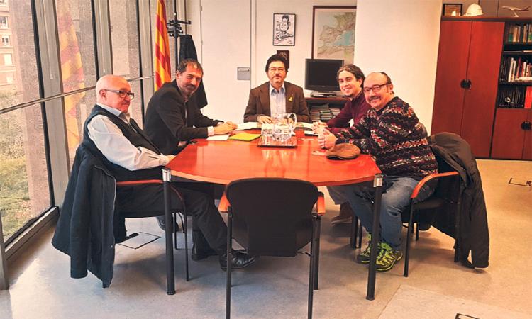 La Generalitat estudiarà el soterrament de la C-58 a Ripollet