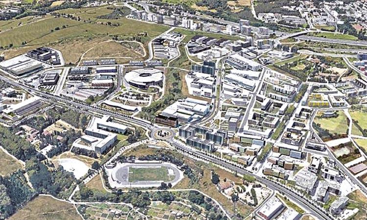 Impugnaran l'aprovació del pla urbanístic del Parc de l'Alba
