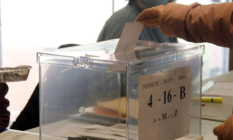 Cerdanyola, Barberà i Ripollet registren menys participació que el global de Catalunya