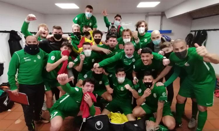 Gran inici de 2021 del Cerdanyola Futbol Club de Toni Carrillo