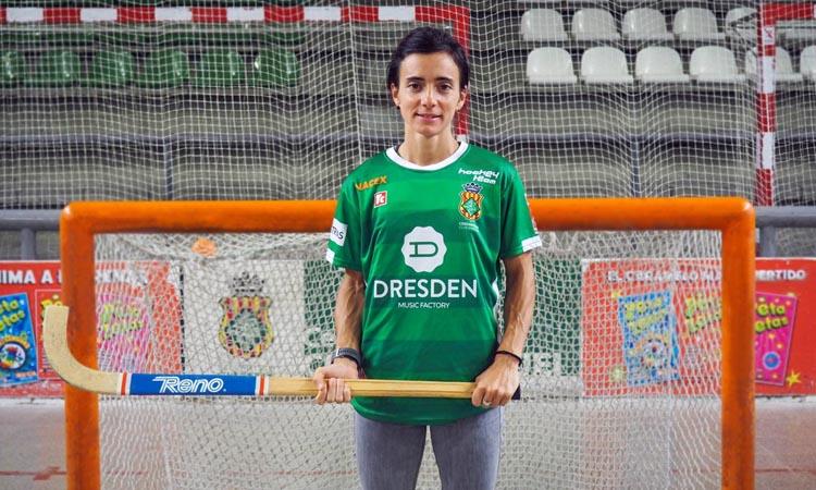 Adriana Gutiérrez torna a l'Hoquei Sarda