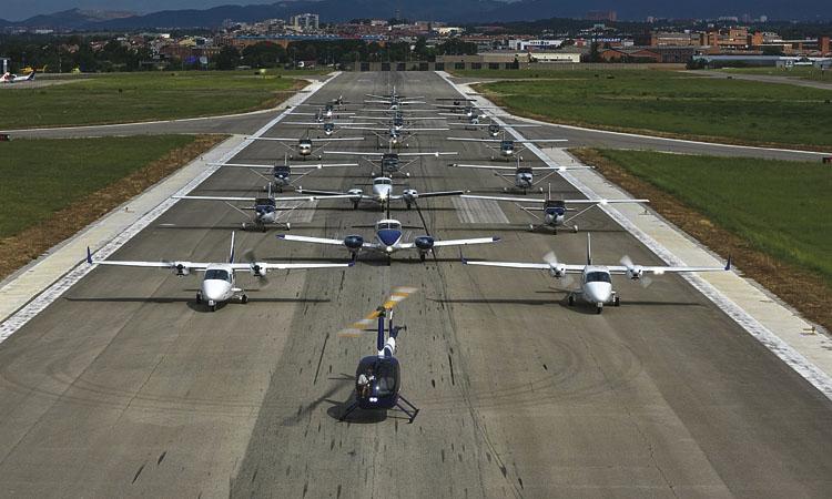 L'Aeroport de Sabadell, en el punt de mira pel soroll