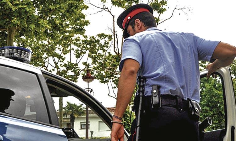 Detingut un jove per un atropellament mortal a Cerdanyola