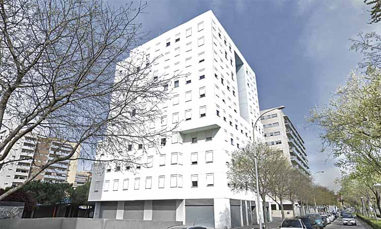 L'oposició de Barberà posa el crit al cel per l'edifici de Santa Maria 213