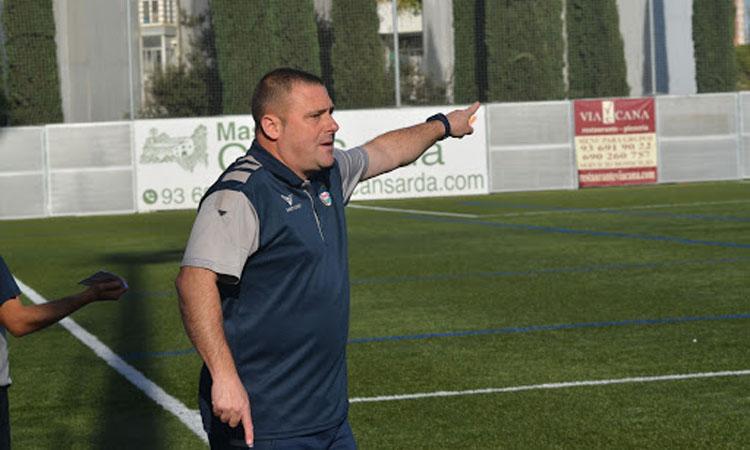 Carrillo renova i complirà 13 temporades al Cerdanyola FC