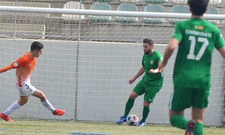 El Cerdanyola FC, candidat a pujar a Segona RFEF