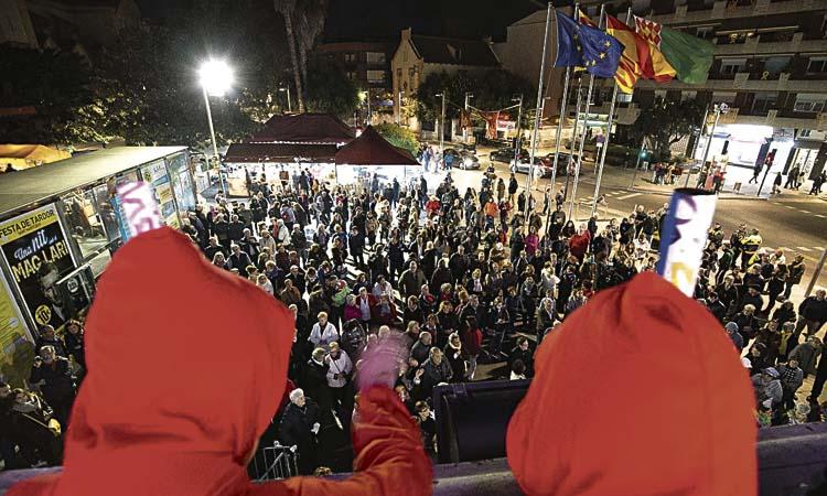 La Festa de Sant Martí escalfa la tardor cerdanyolenca