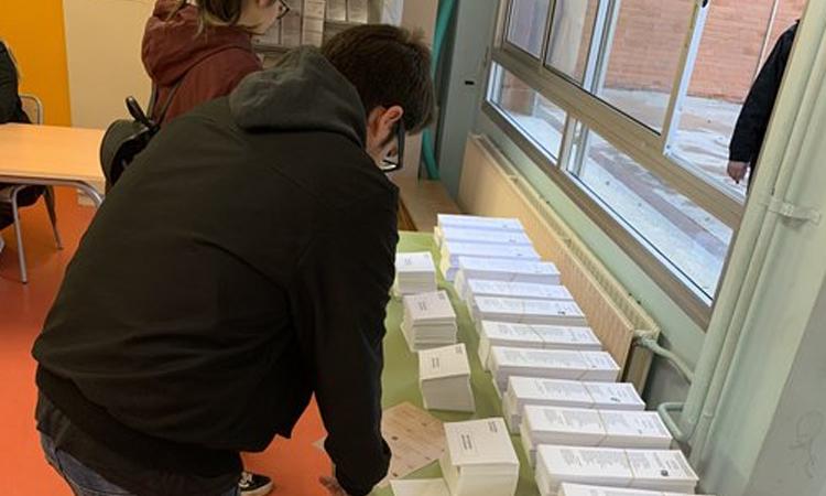 La participació se situa per sota del 60% a Ripollet