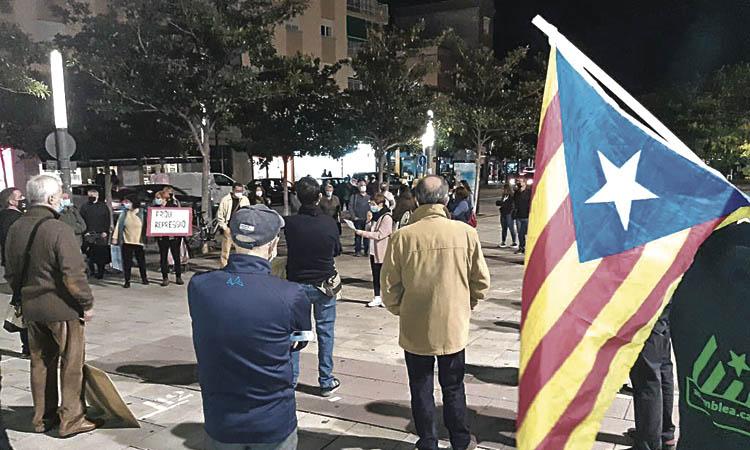 Quatre membres del CDR de Ripollet, citats a declarar