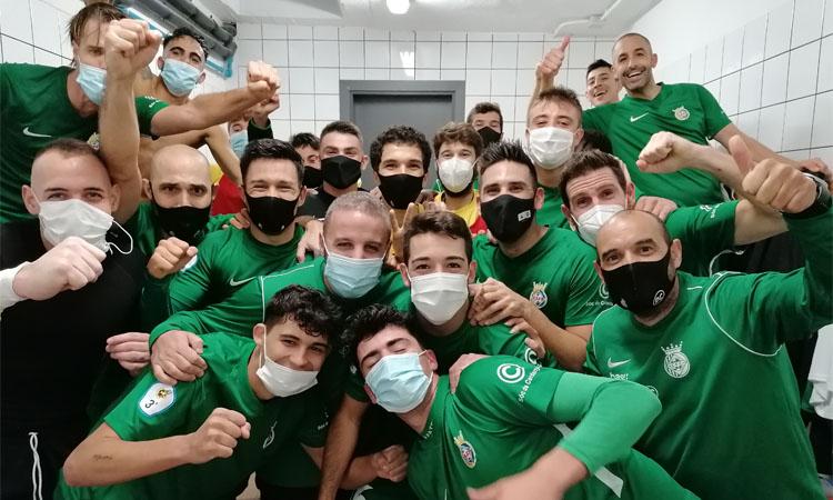 Gran arrencada del curs 2020-21 del Cerdanyola FC