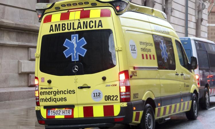 Mor un home en un accident laboral a Cerdanyola