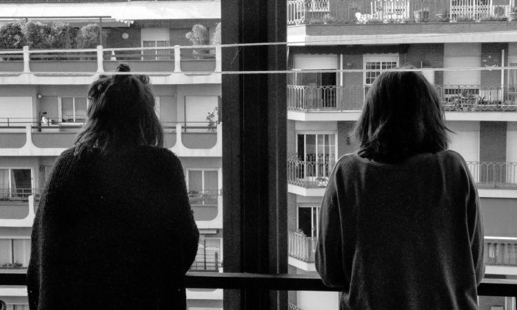 Jove busca pis: expulsats del mercat