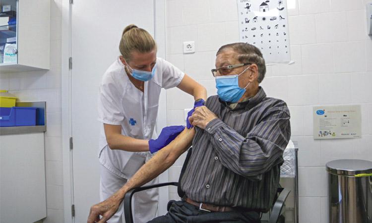 900.000 dosis de la vacuna el primer trimestre del 2021