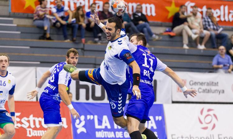 El BMGranollers juga la fase final de la Copa del Rei a Alacant