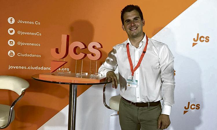 Garrido substitueix Muñoz com a candidat de Cs a Mollet