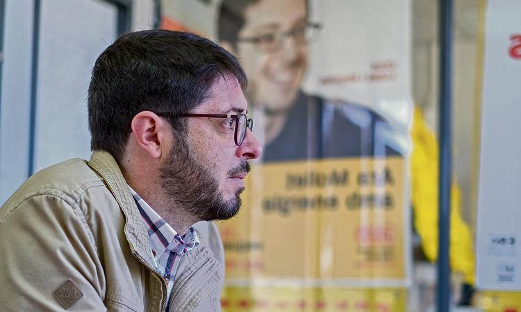 """López (ERC Mollet): """"El monrasisme és un projecte caducat"""""""