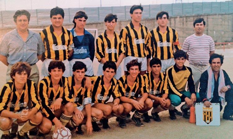 El futbol molletà plora la mort d'Andrés García