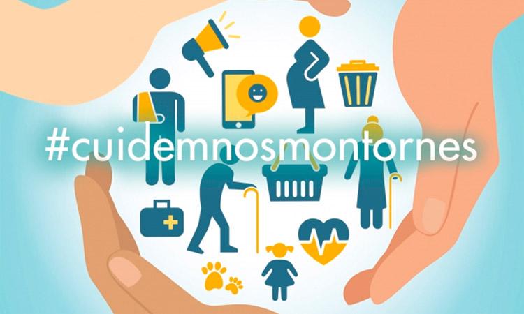 Més de 70 voluntaris en la xarxa 'Cuidem-nos Montornès'