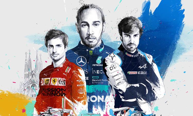 El Gran Premi de Formula1 ja té imatge promocional
