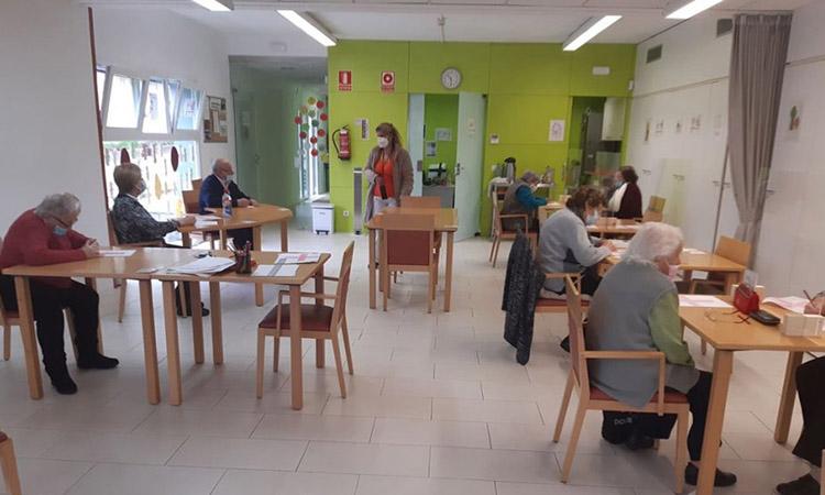 El Centre de suport a la llar de Martorelles, en marxa després d'un any