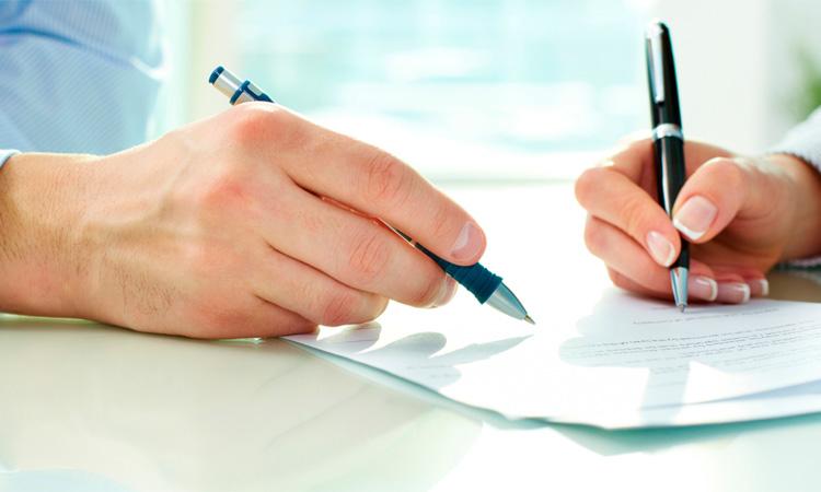 Creix un 14% el nombre de contractes signats el març