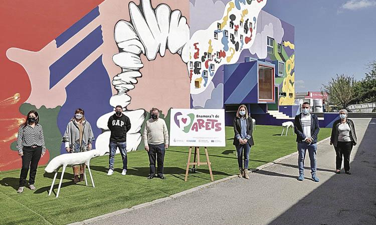 Diputació i Ajuntament de Parets blinden el patrimoni paretà