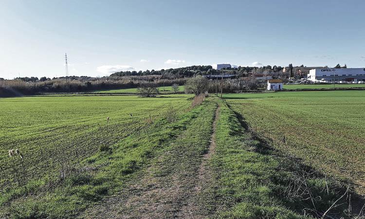 Ningú vol comprar la parcel·la del Camp de Futbol del Calderí de Mollet