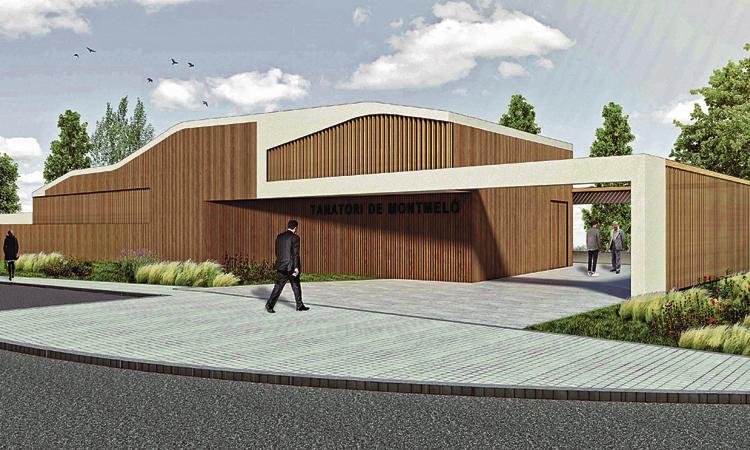 El tanatori de Montmeló estarà enllestit en menys de dos anys