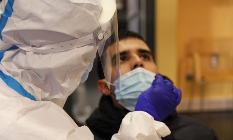 Els cribratges massius contra  el virus s'estenen per la comarca
