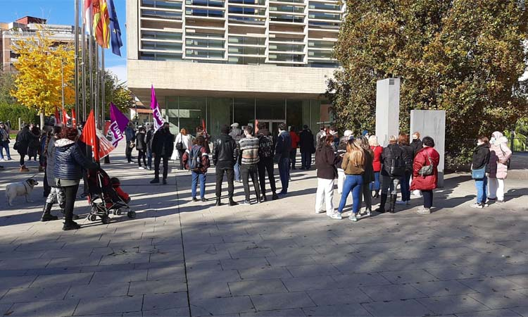 El comitè d'empresa de Ramcon denuncia un boicot a la vaga de neteja molletana