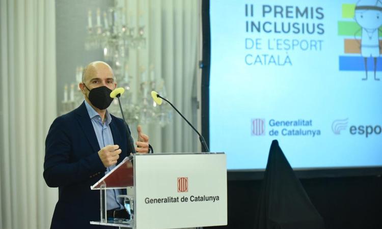 El Vallès, molt present en els segons Premis Inclusius de l'Esport Català