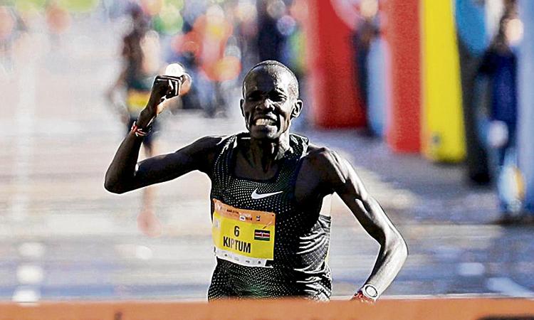 Kiptum, rècordman mundial de mitja marató, serà a la Mitja