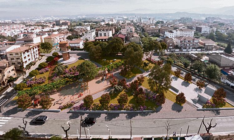 Més de 1.300 veïns decideixen el futur de la plaça Espanya de Parets