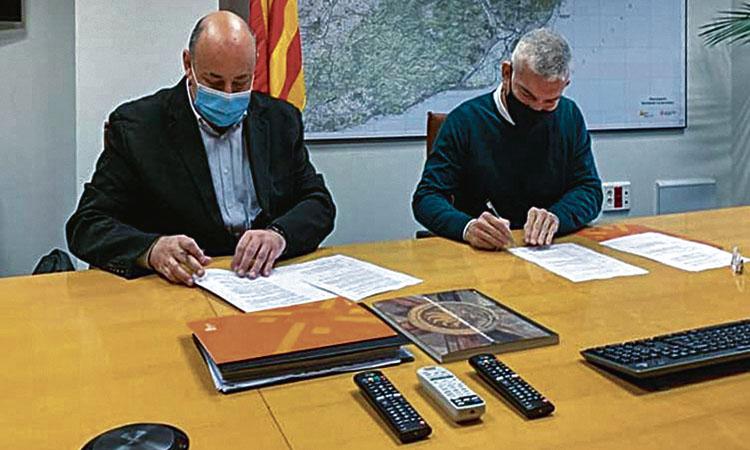 Acord de Montmeló amb l'Incasòl per construir 163 nous pisos socials