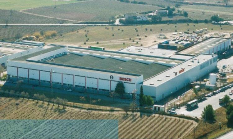 Bosch anuncia el tancament de la planta de Lliçà d'Amunt