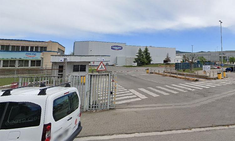 Danone inverteix 12 milions d'euros a Parets