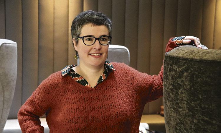 Anna Ballbona guanya el premi Llibres Anagrama