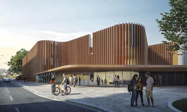 El nou centre de radioteràpia de Granollers es posarà en marxa el 2022