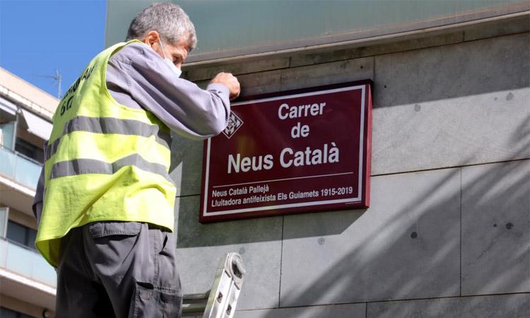 Mollet retrà homenatge a Neus Català i Anna Bosch?