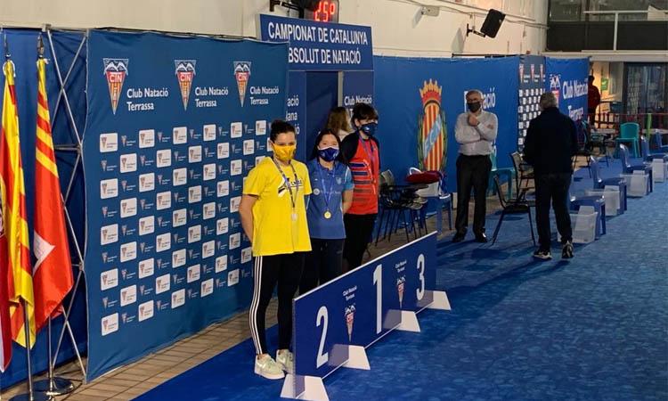 El CN Granollers, al top10 de l'Open Internacional de natació