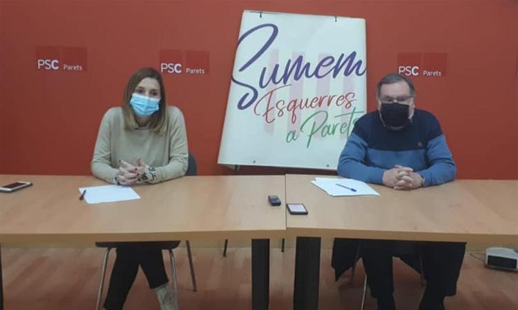 Moció de censura a Seguer: Sumem trenca el govern paretà