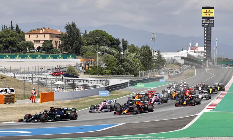 Oficial:la Formula1 seguirà al Circuit en aquest 2021