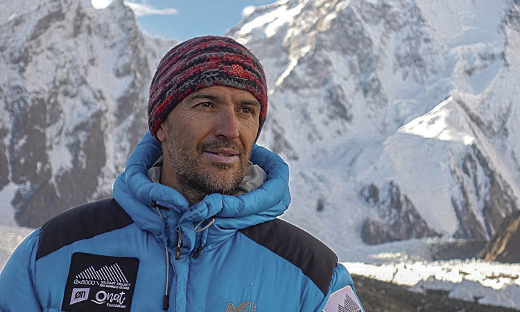 Mor el paretà Sergi Mingote després de patir una caiguda al K2