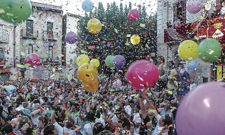 Mollet comença el compte enrere per a la Festa Major