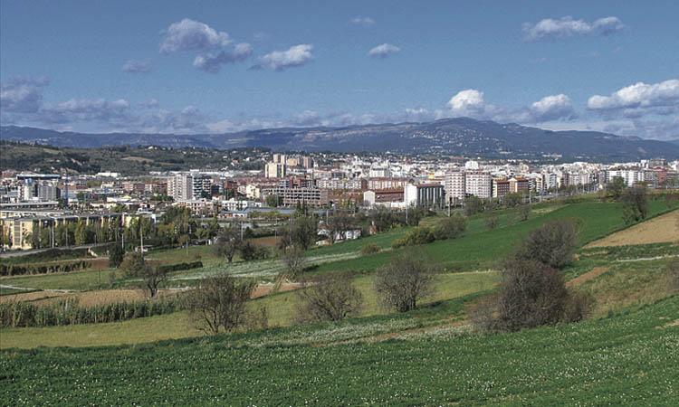 El Vallès Oriental és la comarca més productiva de Catalunya