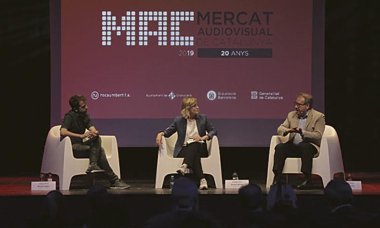 El MAC analitza el sector audiovisual català
