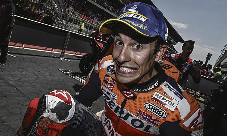 El Circuit torna a fer olor de benzina: és l'hora de MotoGP