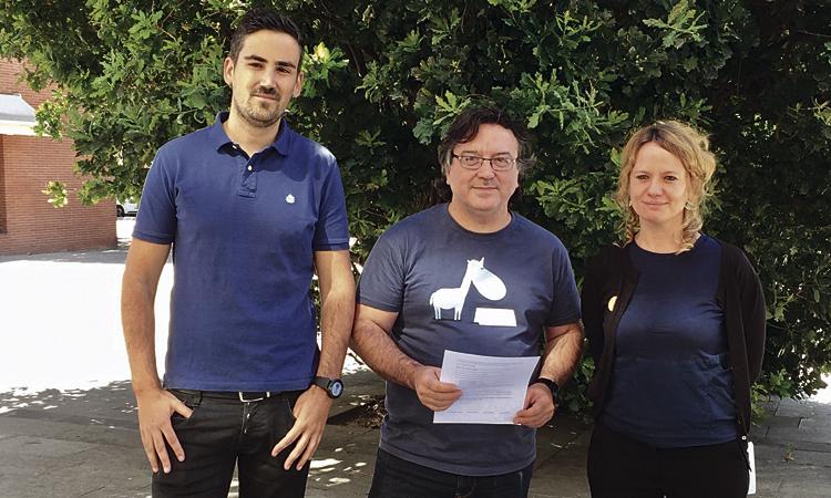 Podem Mollet decideix: Josep Monràs o Oriol López